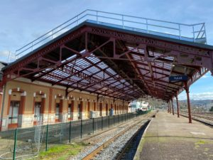 Hall de gare